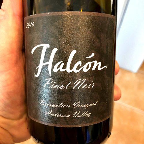 Halcon Pinot Noir Bearwallow