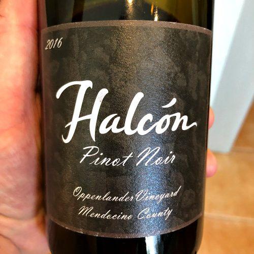 Halcon Pinot Noir Oppenlander