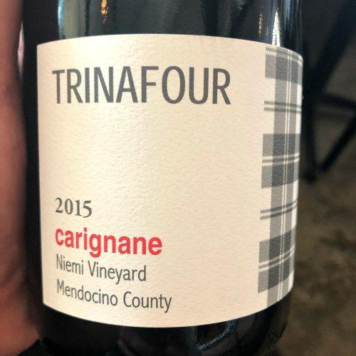 Trinafour Carignane