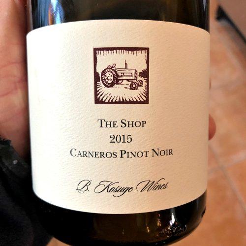 Kosuge Pinot Noir The Shop