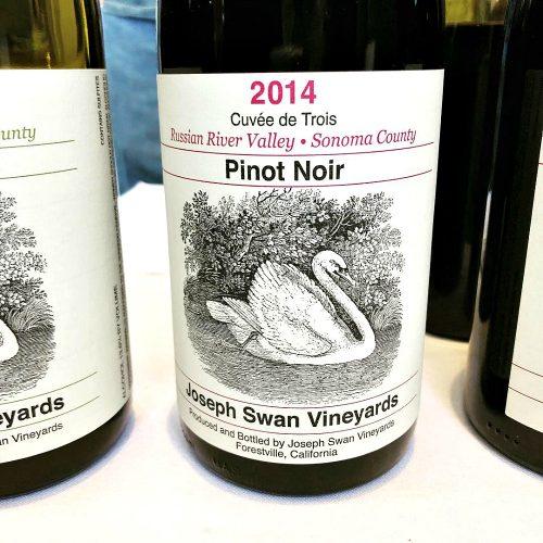 Joseph Swan Pinot Noir Cuvee de Trois