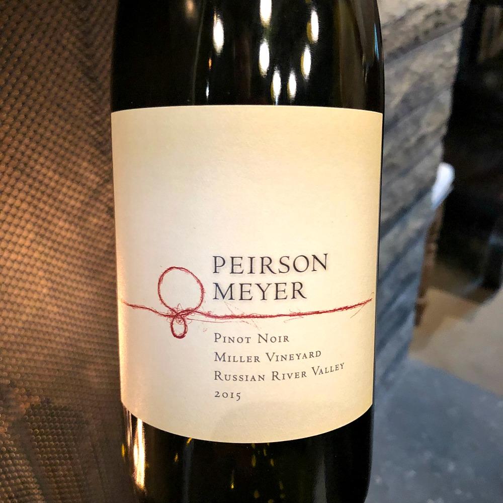 Peirson Meyer Pinot Noir