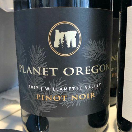 Planet Oregon Pinot Noir