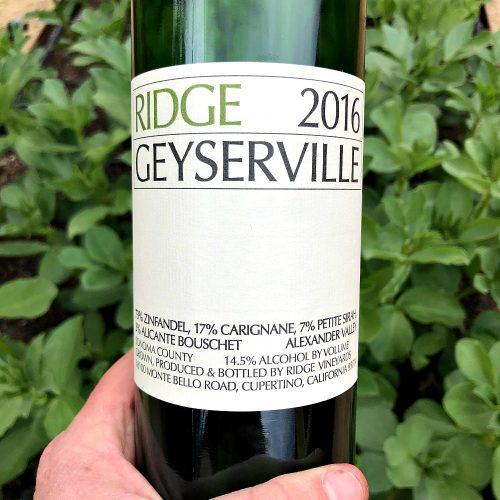 Ridge Geyserville 16