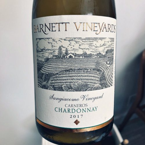 Barnett Chardonnay Sangiacomo
