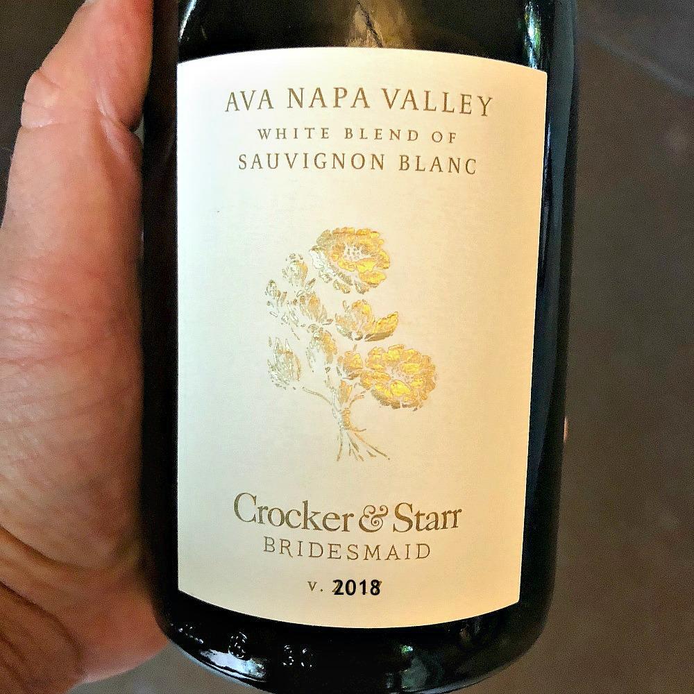 Crocker and Starr Sauvignon Blanc 18