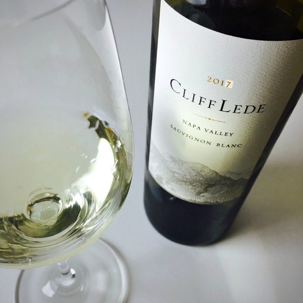 Cliff lede sauvignon Blanc