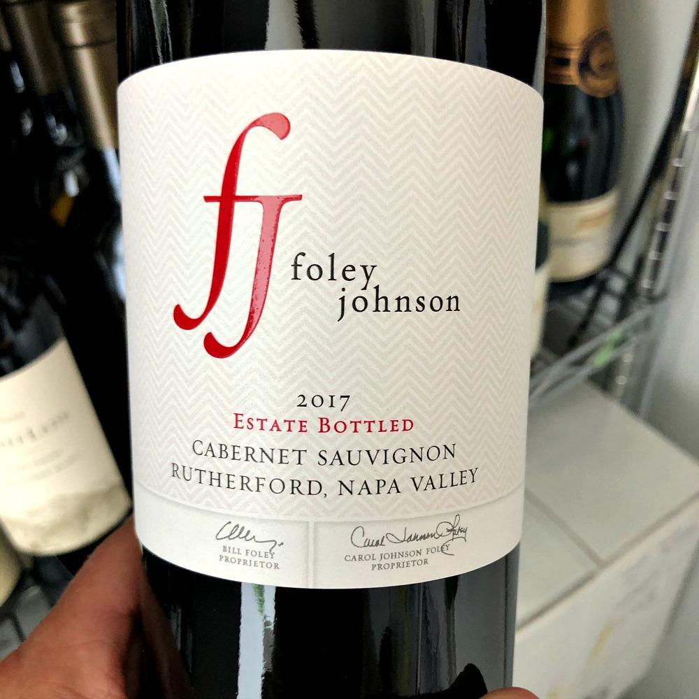 Foley Johnson Cabernet Sauvignon