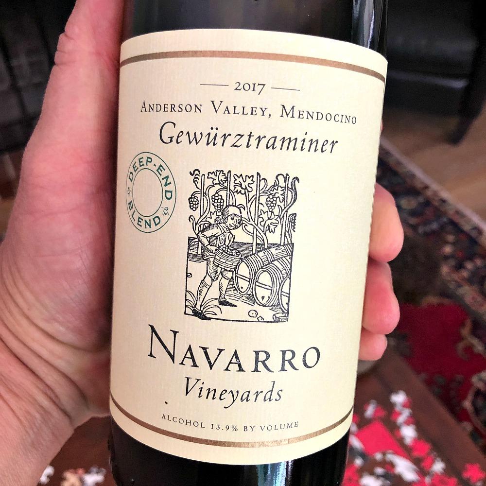 Navarro Gewurztraminer Deep End