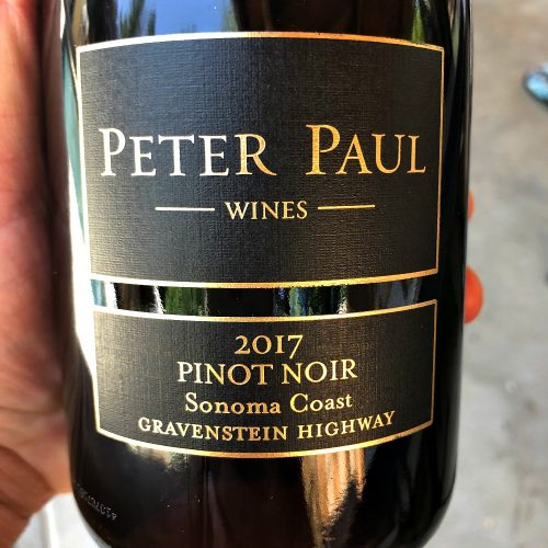 Peter Paul Pinot Noir