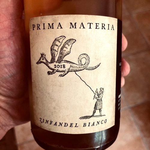 <span class='ftg-meta ftg-meta-wine_name_1'>PRIMA MATERIA</span><span class='ftg-meta ftg-meta-wine_name_2'>Zinfandel Bianco</span><span class='ftg-meta ftg-meta-wine_name_3'>Kelsey Bench, Lake County 2018</span><span class='ftg-meta ftg-meta-retail_price'>$ 22</span><span class='ftg-meta ftg-meta-ddwa_score'>DDWA Score: 89</span><span class='ftg-meta ftg-meta-value_rating'>Value Rating: 4</span><span class='ftg-meta ftg-meta-value_category'>Great Value</span>