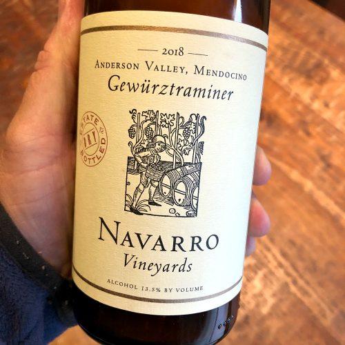 Navarro Dry Gewurztraminer