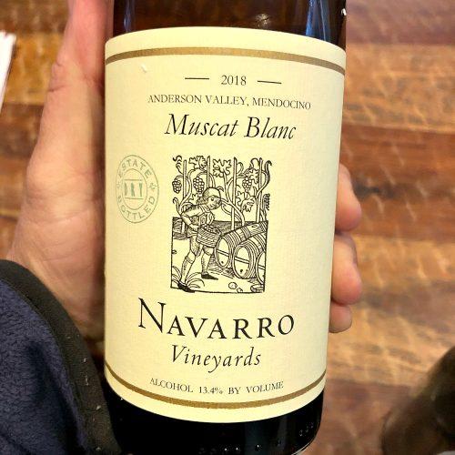 Navarro Dry Muscat 2018