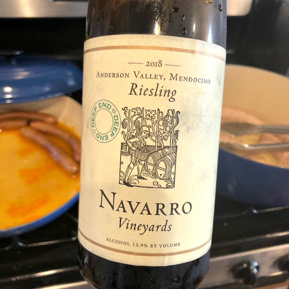 Navarro Riesling Deep End