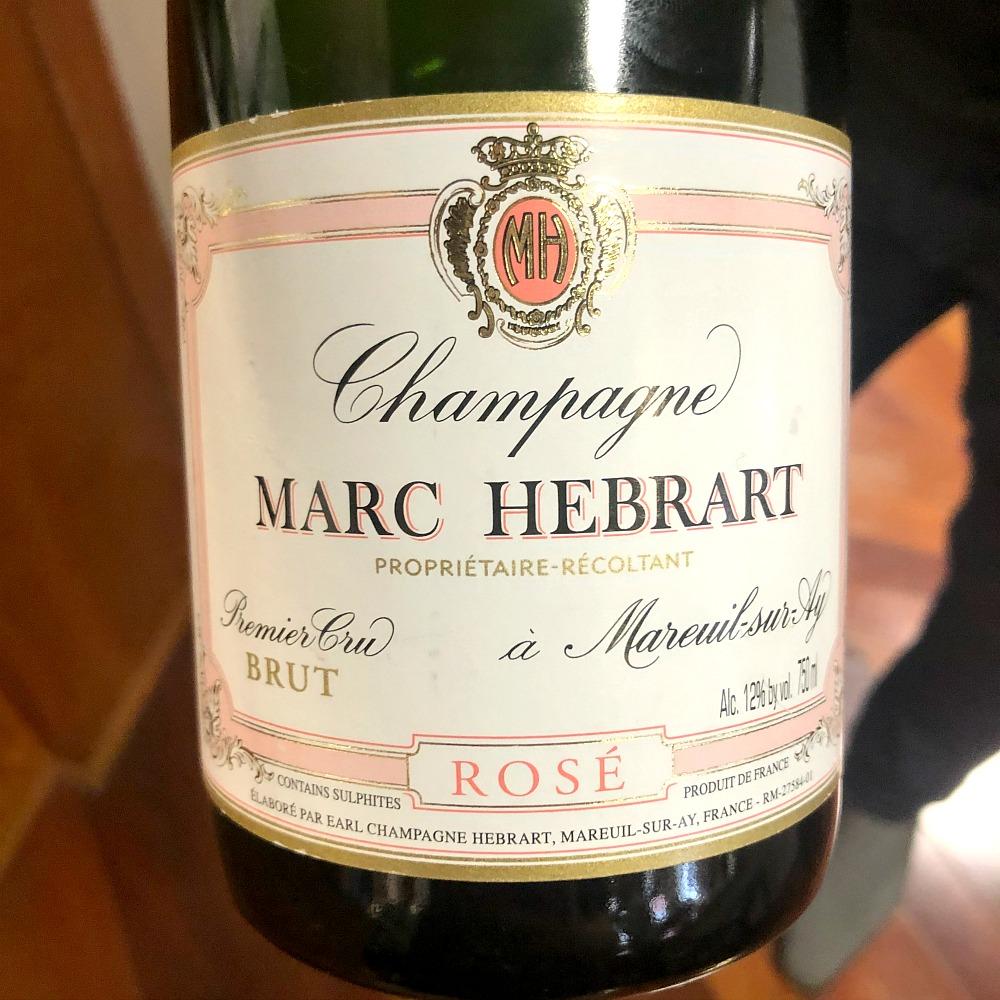 Marc Hebrart Brut Rose