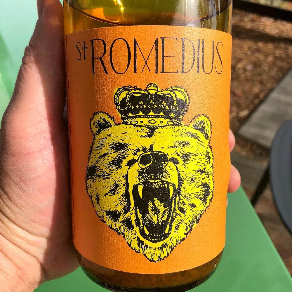 St Romedius White Wine