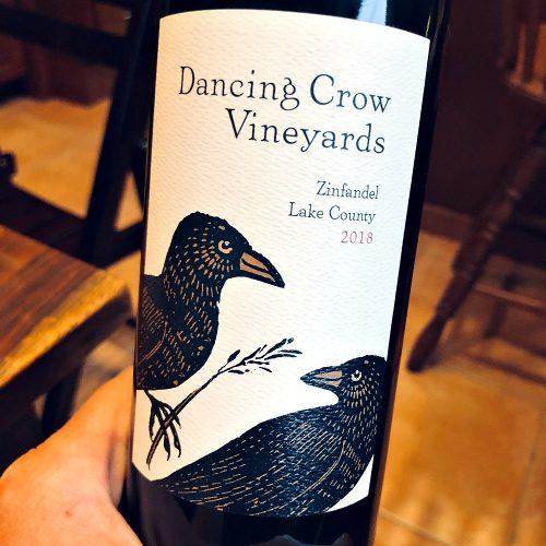 Dancing Crow Zinfandel