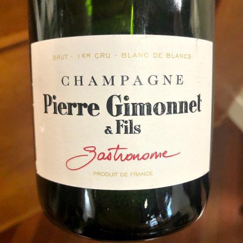 Pierre Gimonnet Champagne Gastronome