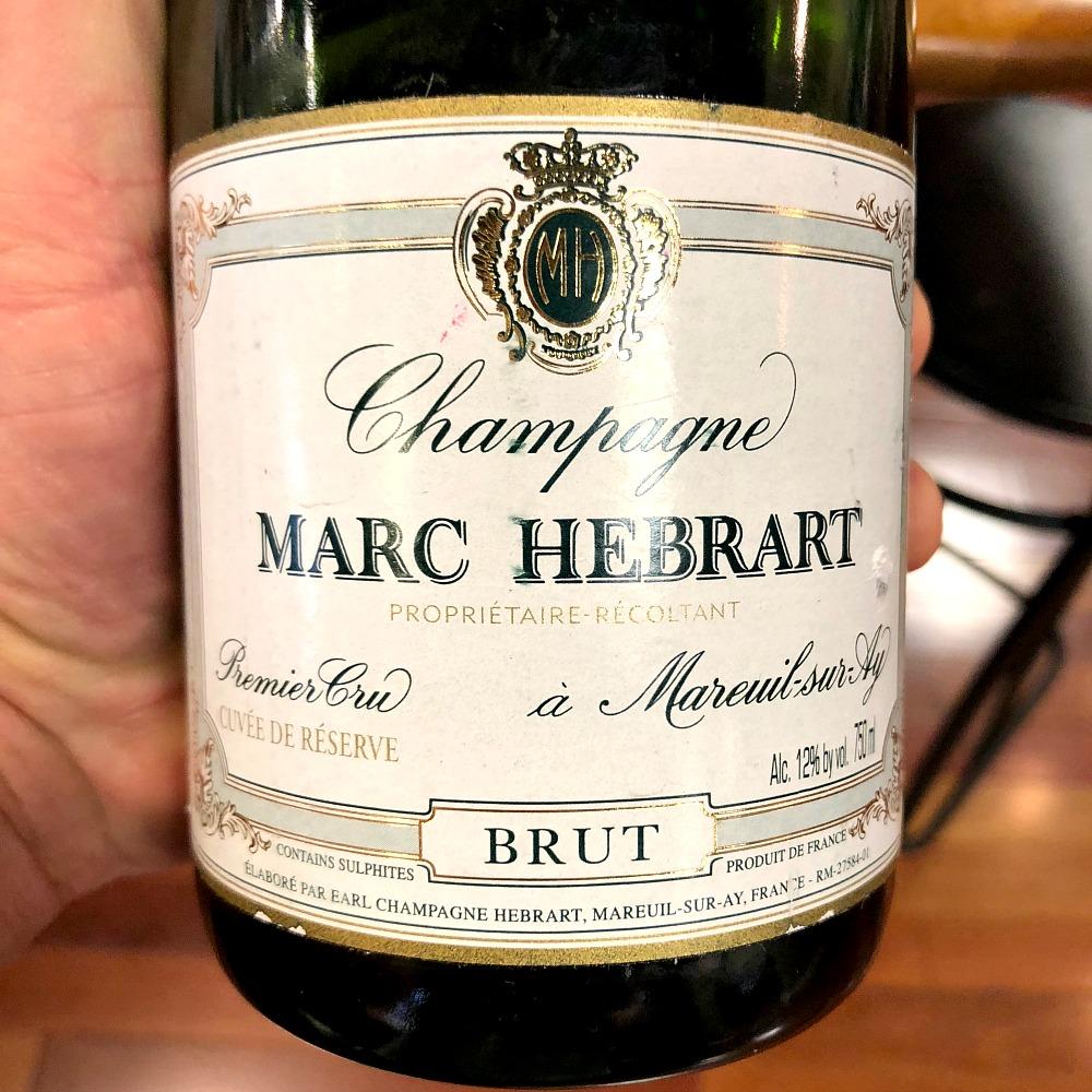 Marc Hebrart Champagne Brut
