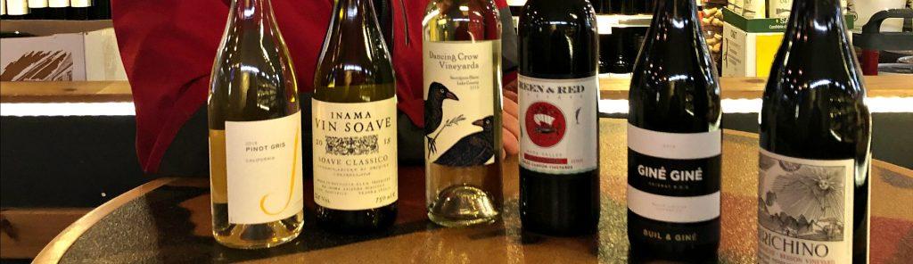 Whole Foods Wine Picks by Dan Dawson