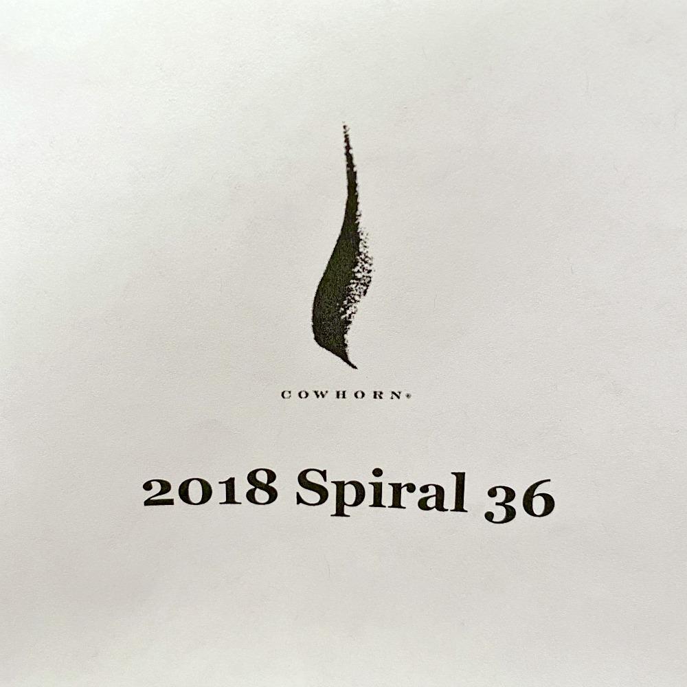 Cowhorn Spiral 36 White Wine