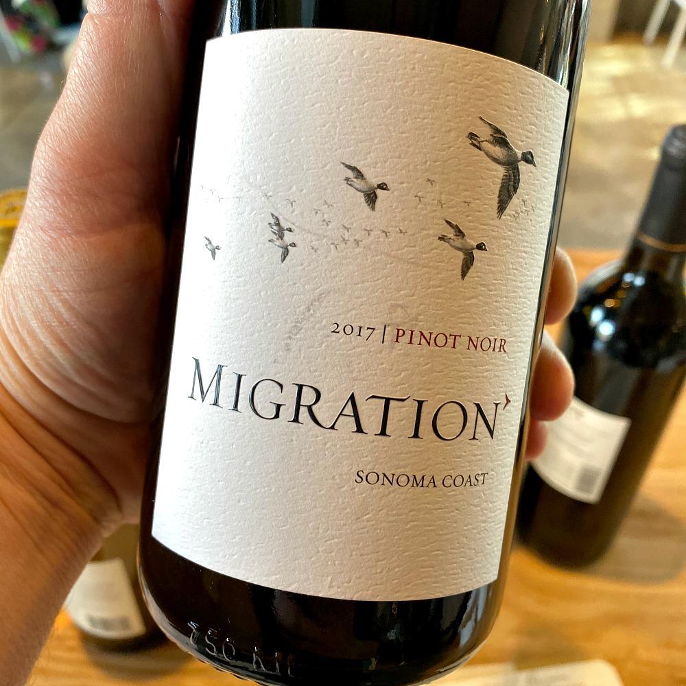 Migration Pinot Noir