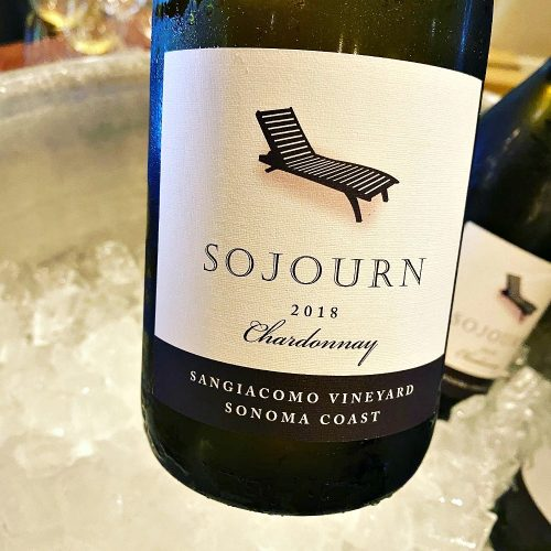 Sojourn Chardonnay Sangiacomo
