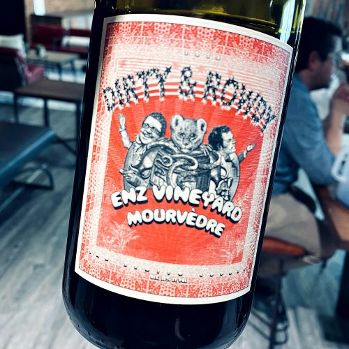 Dirty Rowdy Mourvedre Enz