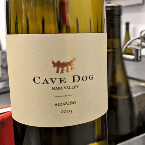 Cave Dog Albarino