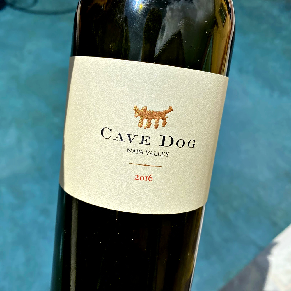 Cave Dog Red Wine