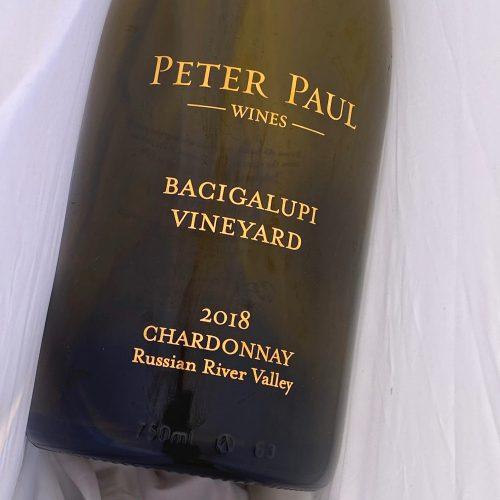 Peter Paul Chardonnay Bacigalupi
