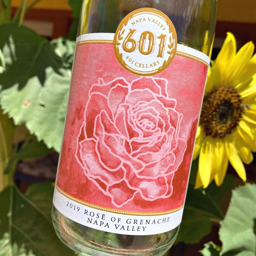 601 Rose of Grenache