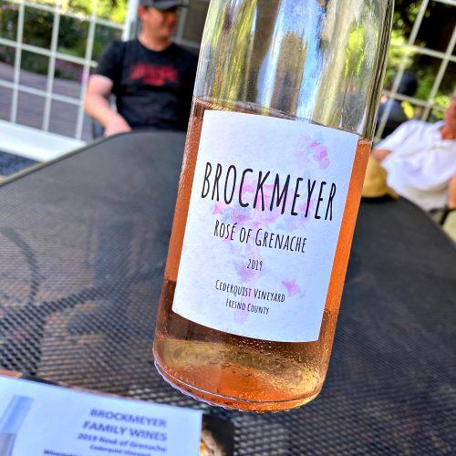 Brockmeyer Rose of Grenache