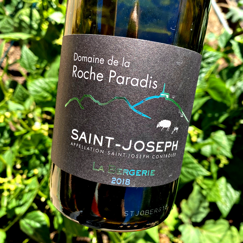 Roche Paradis Saint Joseph