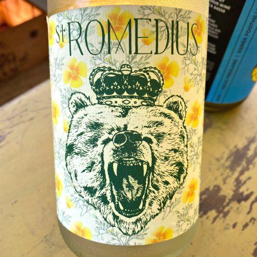 St Romedius Dry Muscat 19