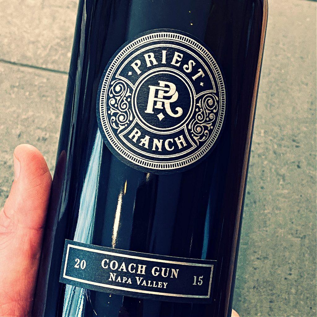 Priest Ranch Coach Gun