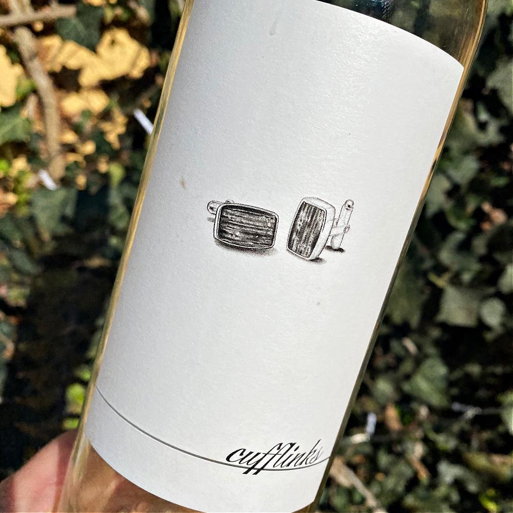 Cufflinks White Wine