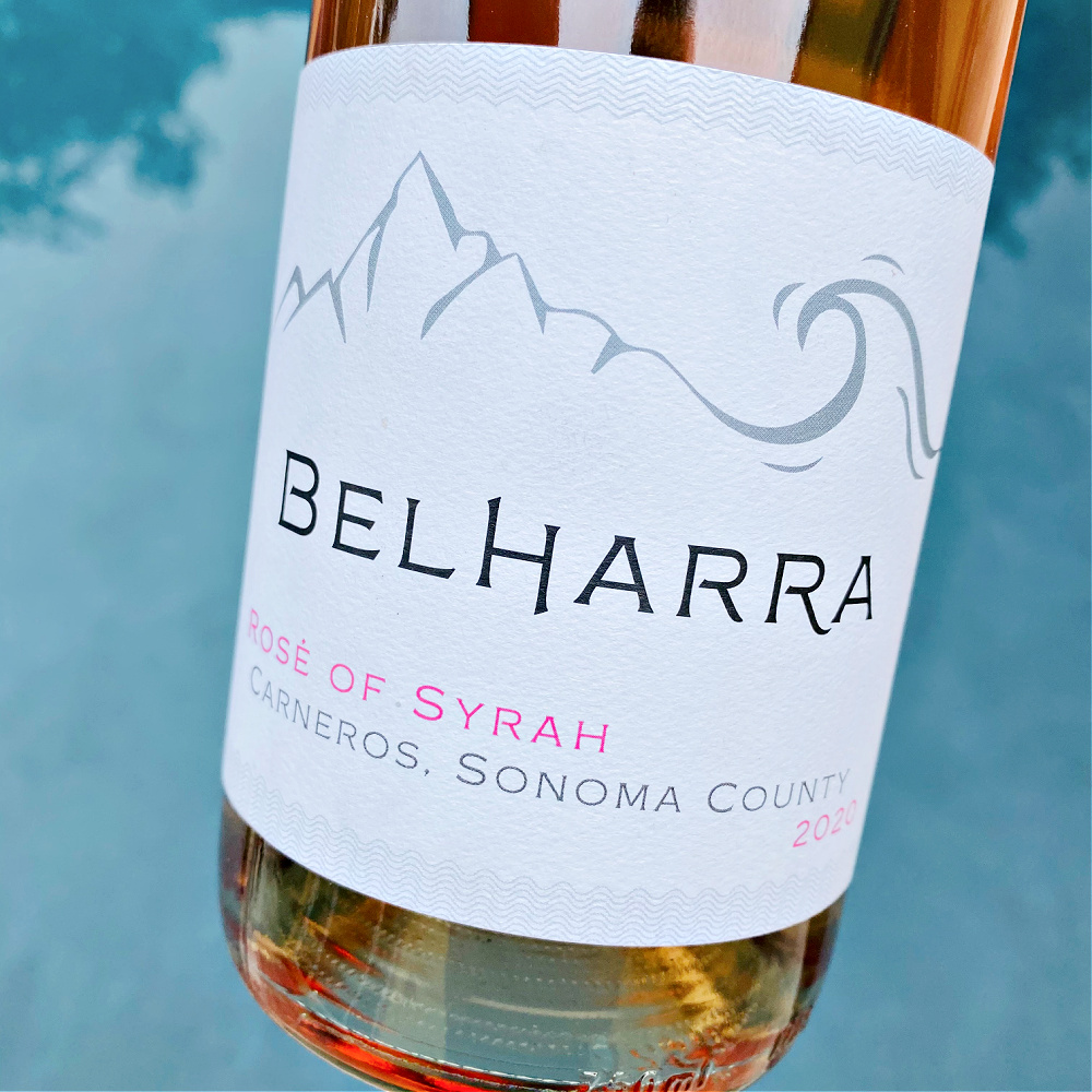 Belharra Rose of Syrah
