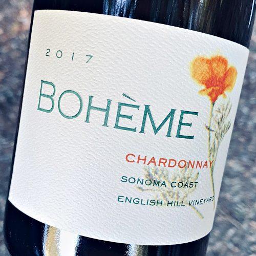 Boheme Chardonnay English Hill