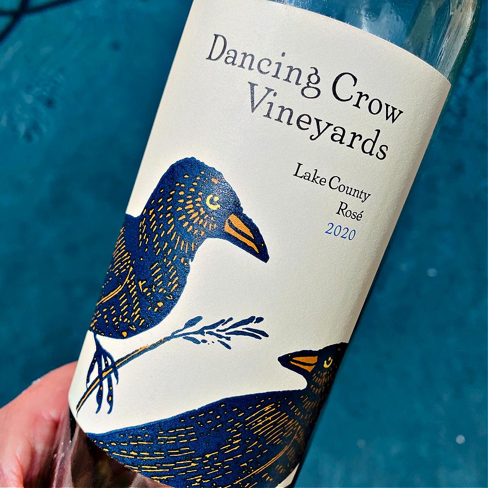 Dancing Crow Rose