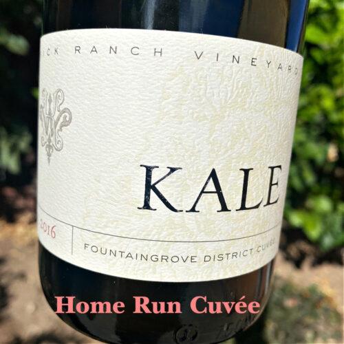 Kale Home Run Cuvee