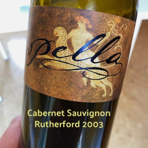 Pella Cabernet Sauvignon 2003