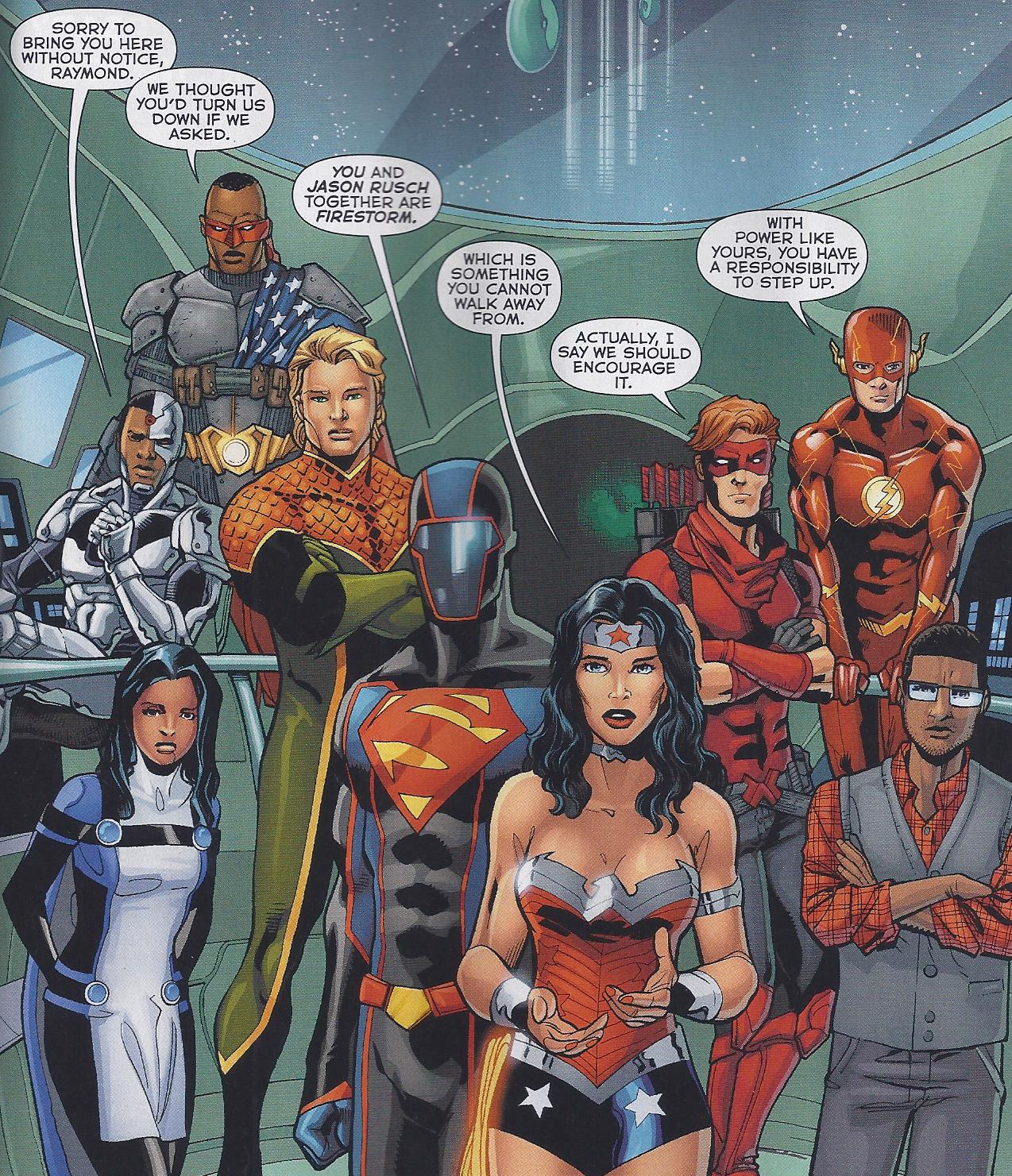 Review- THE NEW 52 : FUTURES END #11 | DC Comics NewsNew 52 Batman Beyond
