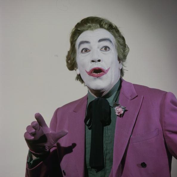 Holy Hot Joker Batman! '66 Joker Gets Detailed Figure