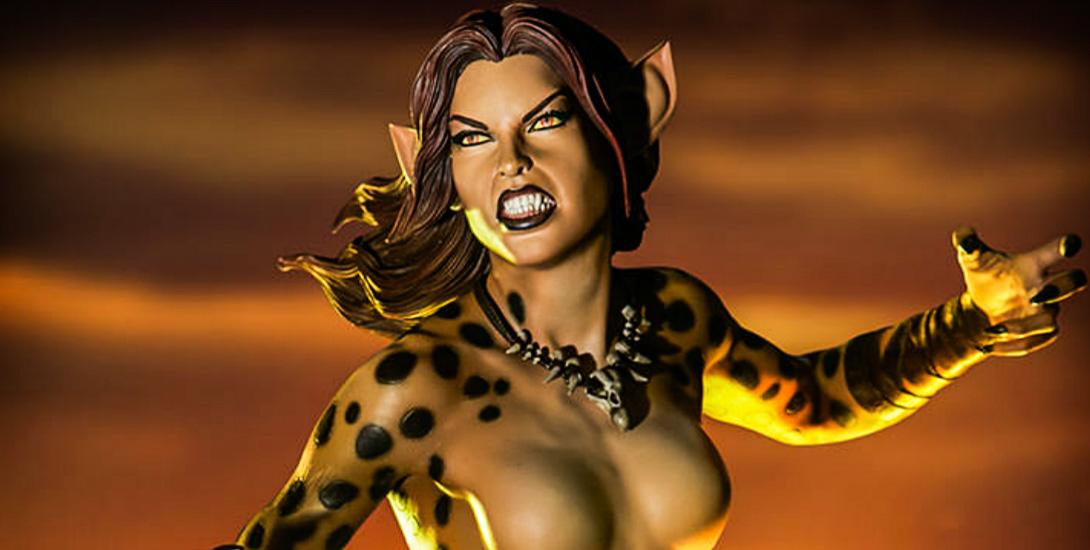 Cheetah Dc