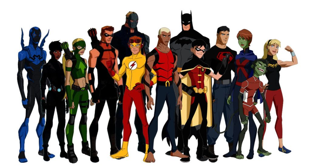 Young Justice Voice Cast Return to the Studio Ahead of ...Young Justice Season 3 Characters
