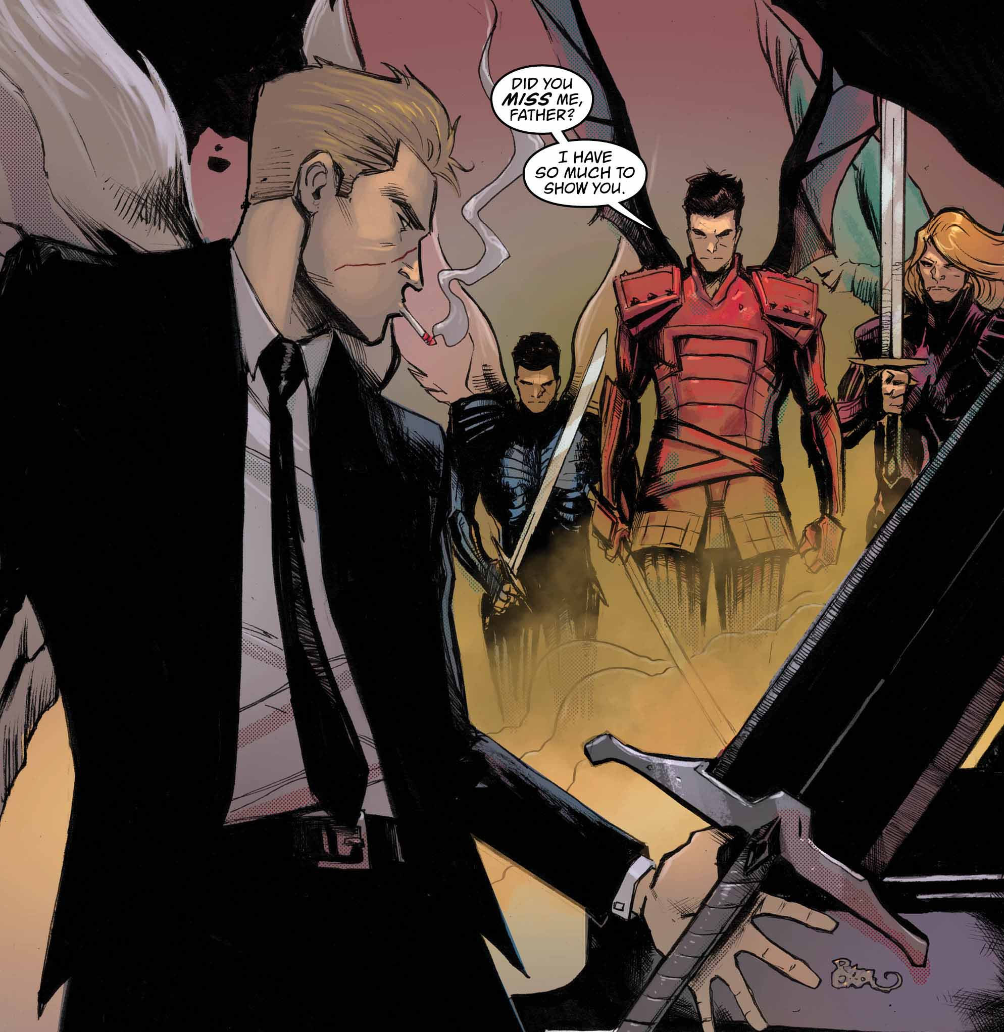 Review: Lucifer #18