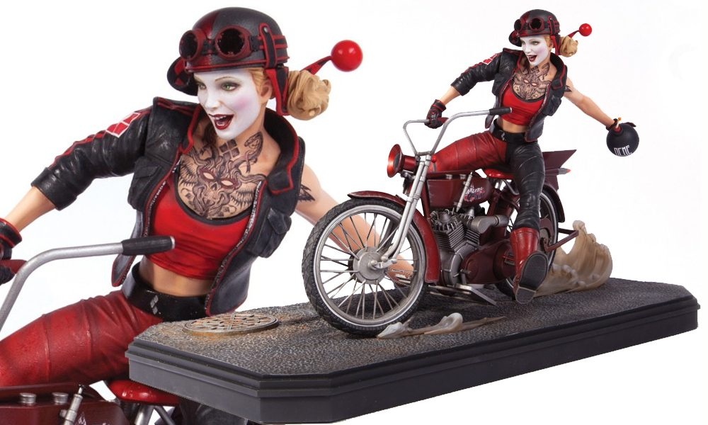 Sdcc Wrap Up Dc Collectibles New Gotham City Garage