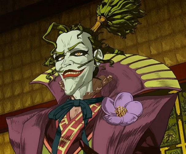Batman Ninja Joker Dc Comics News