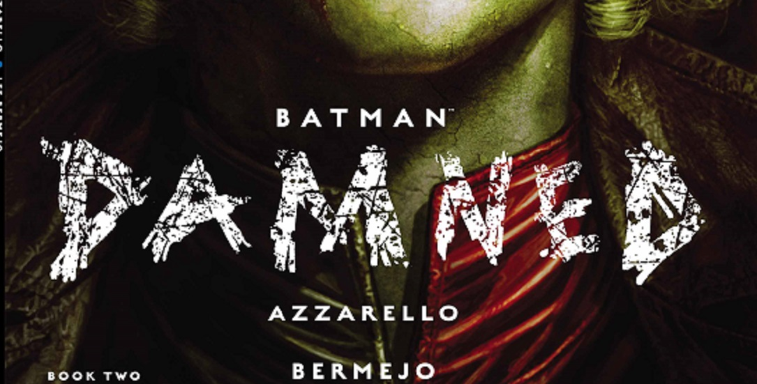 """Résultat de recherche d'images pour """"Jared Fletcher, Batman: Damned lettering"""""""
